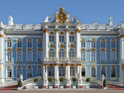 Ermitraż Sankt Petersburg