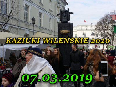 Kaziuki Wilno 2020