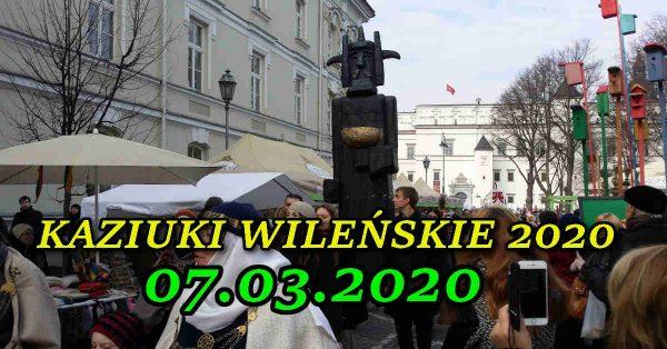 Wycieczka Kaziuki Wileńskie 07-03-2020 @ Augustów, Rynek Zygmunta Augusta 15