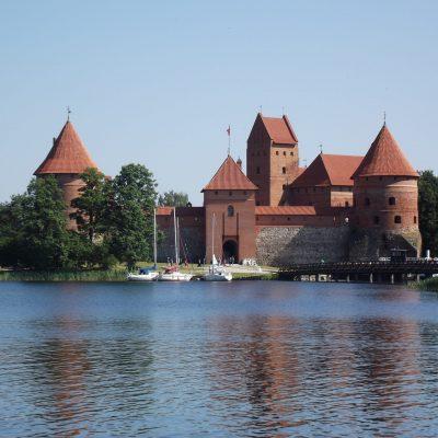 Zamek książat litewskich w Trokach