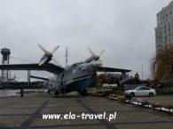 Hydroplan Be-12 w Kaliningradzie