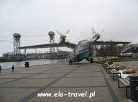 Hydroplan Be-12 front Kaliningrad