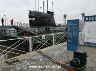Okręt podwodny B-413 w Kaliningradzie
