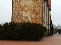 Mural w Kaliningradzie