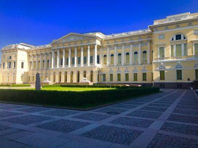 Instytut Smolny Sankt Petersburg