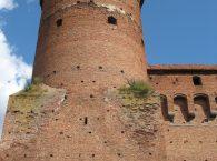 Baszta zamku w Reszlu
