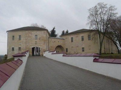 Stary Zamek w Grodnie na Białorusi
