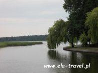 Bulwar Jezioro Necko Augustów