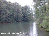 Rzeka Klonownica (Cicha Rzeczka)