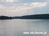 Jezioro Białe Augustów