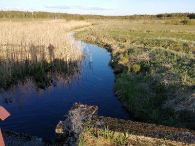 Podlasie rzeka Szczebra Augustów
