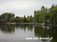 Rzeka Netta Augustów