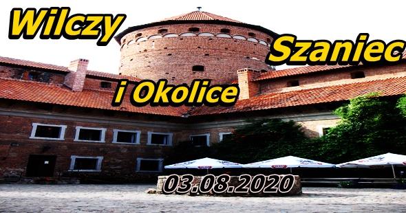 Wycieczka Wilczy Szaniec i okolice 03.08.2020 @ Augustów, Rynek Zygmunta Augusta 15