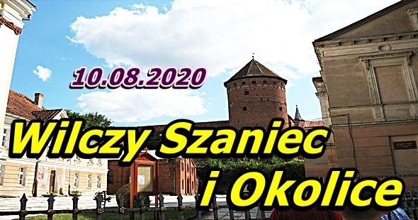 Wycieczka Wilczy Szaniec i okolice 10.08.2020 @ Augustów, Rynek Zygmunta Augusta 15