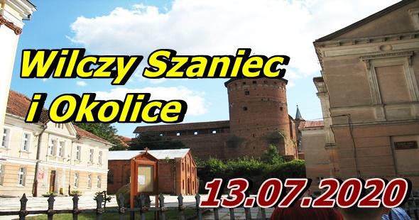 Wycieczka Wilczy Szaniec i okolice 13.07.2020 @ Augustów, Rynek Zygmunta Augusta 15