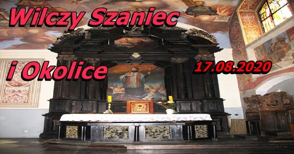 Wycieczka Wilczy Szaniec i okolice 17.08.2020 @ Augustów, Rynek Zygmunta Augusta 15