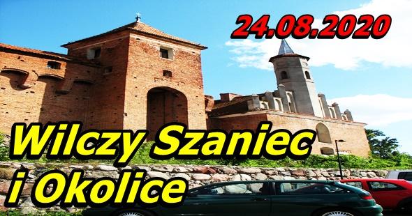 Wycieczka Wilczy Szaniec i okolice 24.08.2020 @ Augustów, Rynek Zygmunta Augusta 15