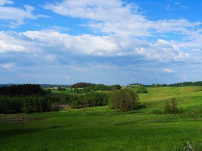 Suwalszczyzna krajobraz
