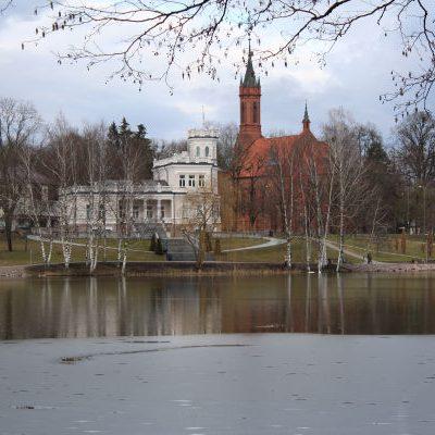 Druskieniki-Sanatorium-Litwa-Zalew