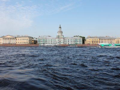 Muzeum Antropologii i Etnografii im. Piotra Wielkiego Rosyjskiej Akademii Nauk Snakt Petersburg
