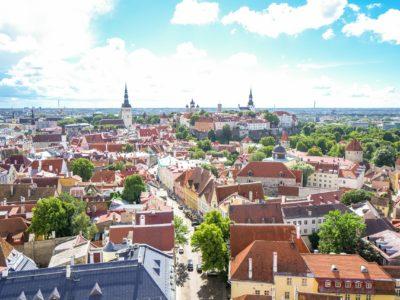Tallinn stolica Estonii
