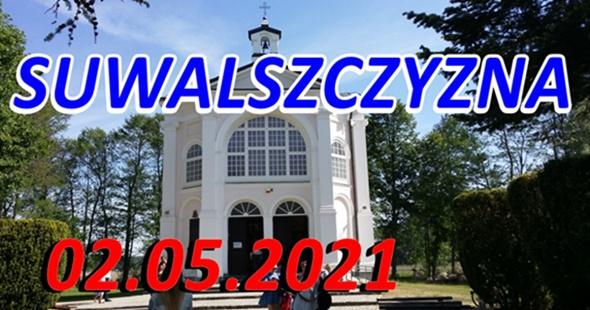 Wycieczka po Suwalszczyźnie 02-05-2021 @ Augustów, Rynek Zygmunta Augusta 15
