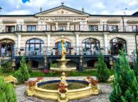Pałac na Wodzie Augustów