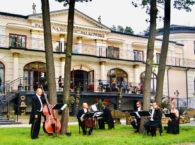 Pałac na Wodzie Augustów koncert
