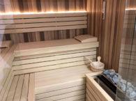 Pałac na Wodzie Augustów sauna