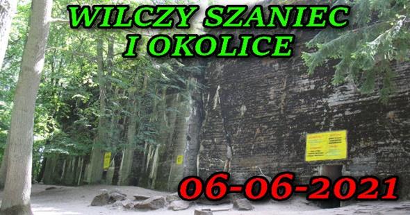 Wycieczka Wilczy Szaniec i Okolice 06.06.2021 @ Augustów, Rynek Zygmunta Augusta 15