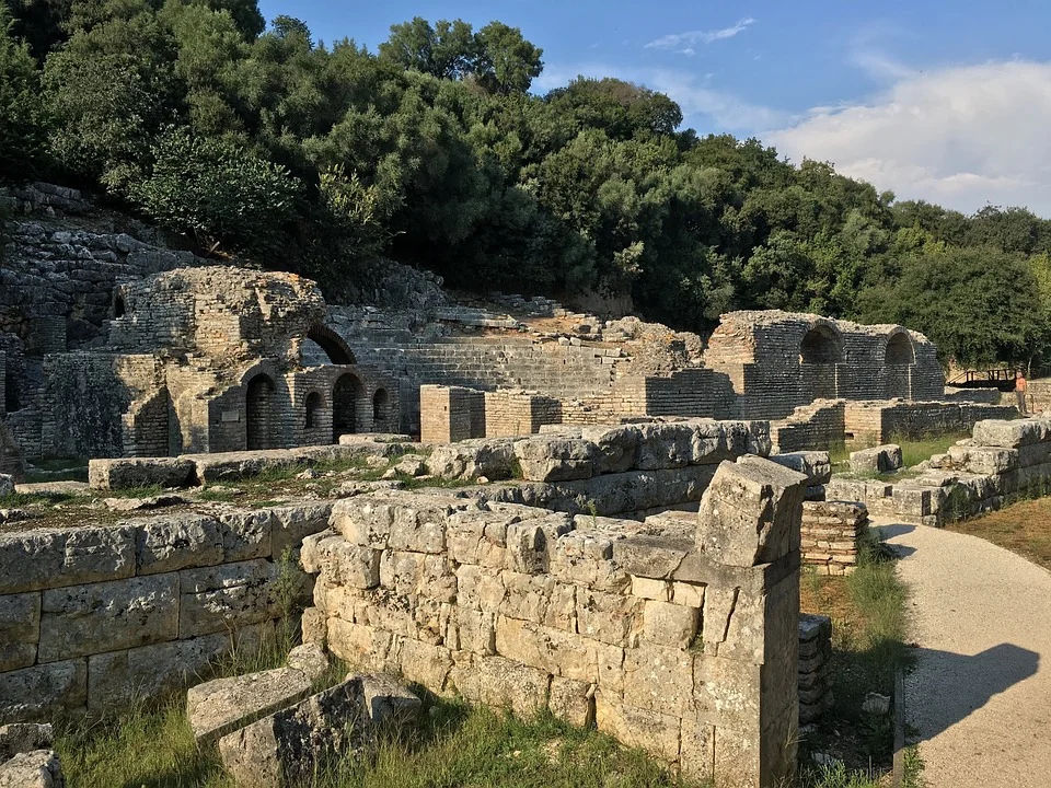 Osada Butrint