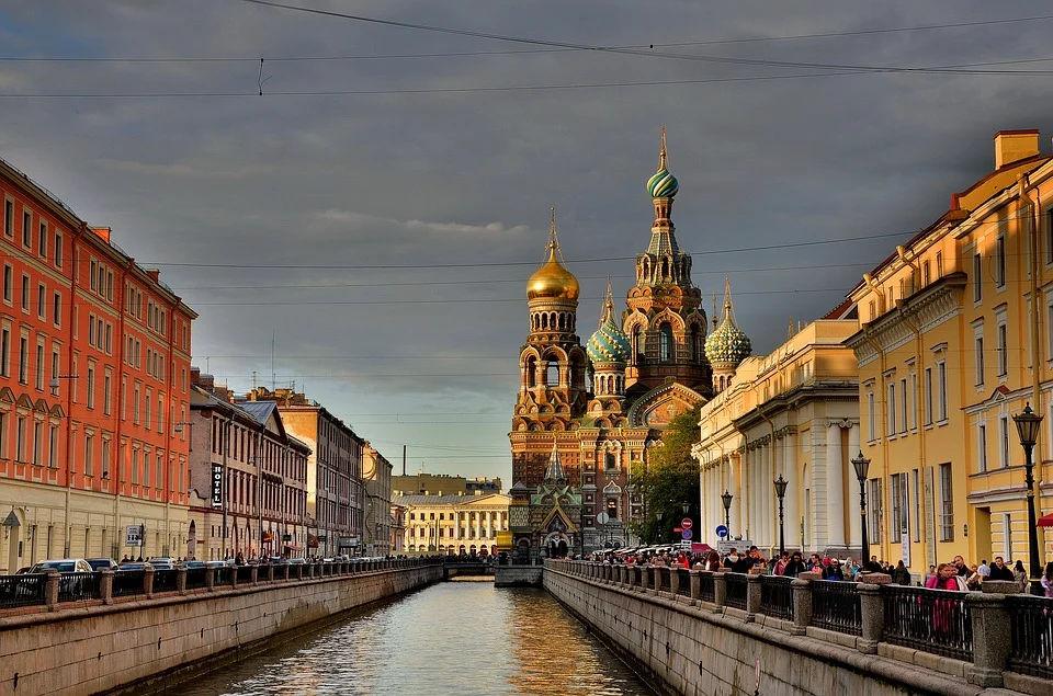 Sant Petersburg Rosja