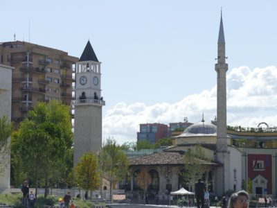 Tirana, Albania,Meczet