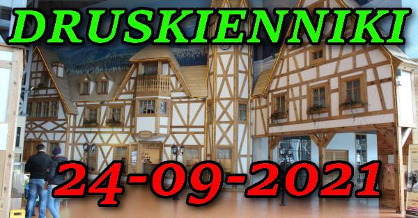 Wycieczka Druskienniki 24-09-2021 @ Augustów, Rynek Zygmunta Augusta 15